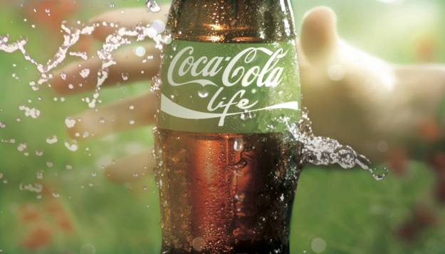 Coca Cola Life: volle Pulle Leben?