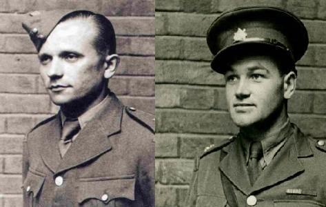 Jozef Gabčík und Jan Kubiš